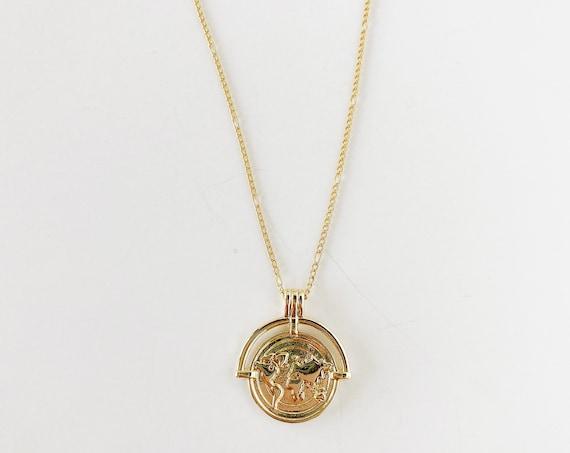 Around the Globe Necklace