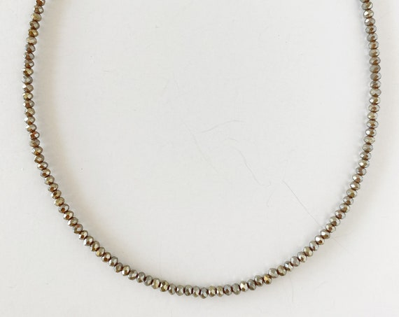 The Carsyn Beaded Necklace in Sparkle