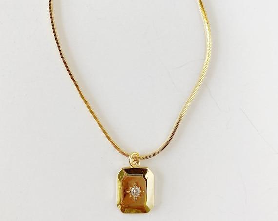 Hidden Gem Necklace