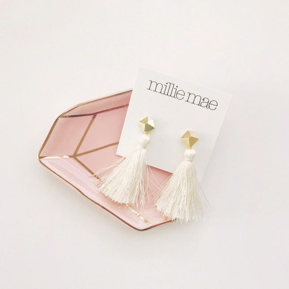 The Sara Earrings, more colors available