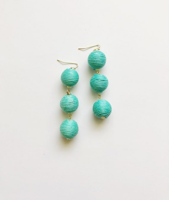 The Emily Earrings, more colors available