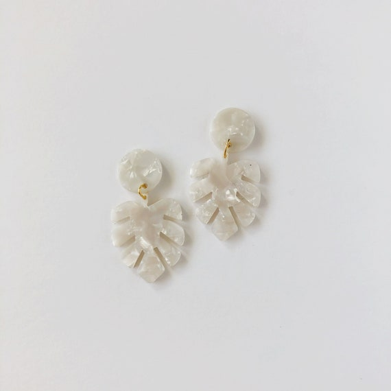 The Iris Earrings, small