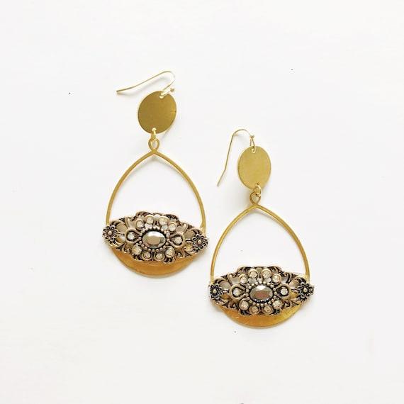 The Penelope Earrings