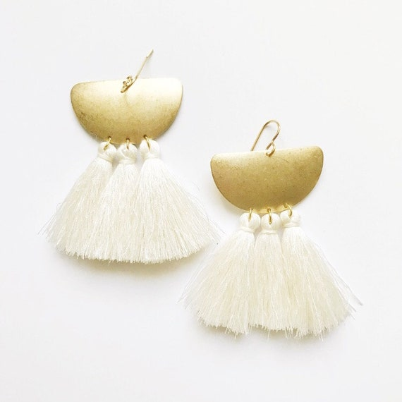 The Callie Earrings, more colors available