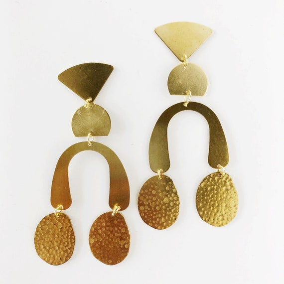 The Cleopatra Earrings