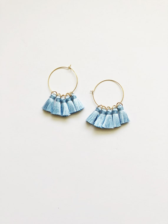 The Mini Millie Earrings, more colors available