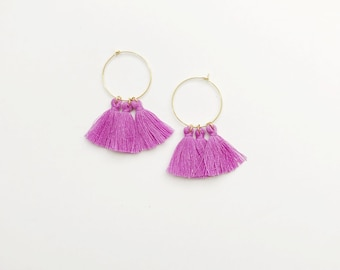 The Millie Earrings, more colors available