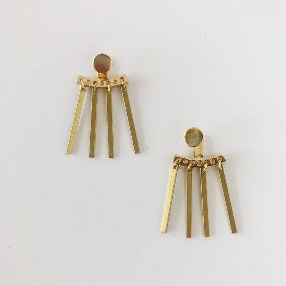The Mila Earrings