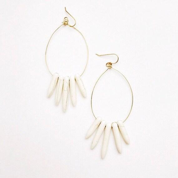 The Lindsay Earrings
