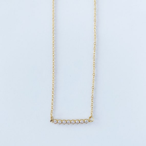 Sparkle Layering Necklace