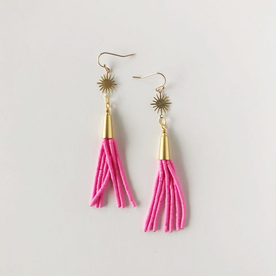The Jamie Earrings, more colors available