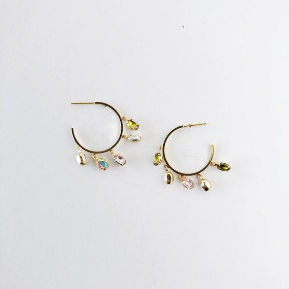 The Elsa Earrings