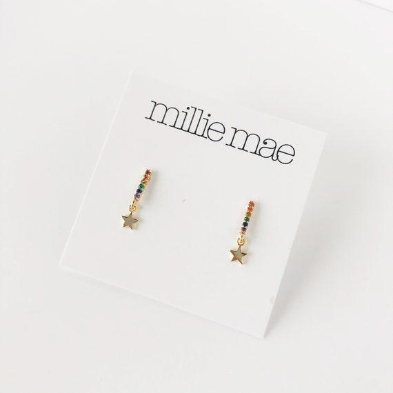 The Star Earrings