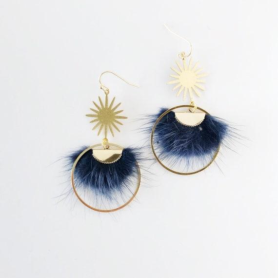 The Olivia Earrings