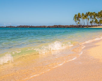 Tropical Beach Dreams - Beach Photography, Beach Metal Wall Art, Beach Metal Art, Ocean Wall Decor, Beach Artwork, Beach Decor