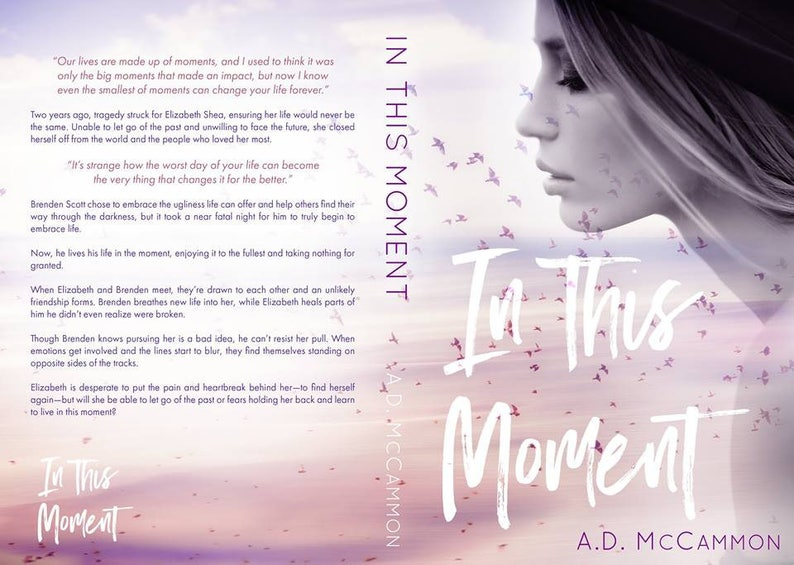 In This Moment Signed Paperback image 0