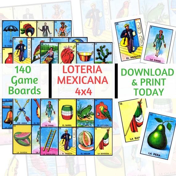 Loteria Deck Online