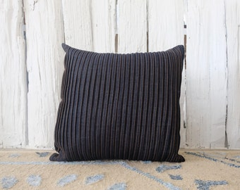 DUSK Denim Square deco cushion pillow