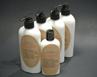 Lotions Many Fragrances choose your favorite
