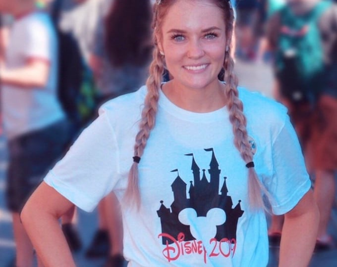Disney family shirts,Vacation New 2021 Magic kingdom tee, Disney castle shirt, custom vacation tees,Disney castle shirt,Disney gift 2021