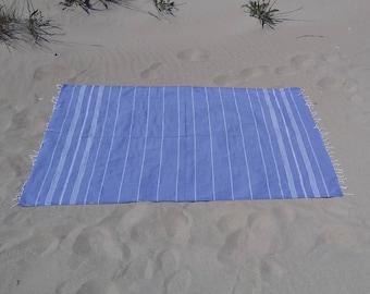 Maraa XL TURKISH TOWEL, 100% Cotton, Pestemal, Travel Towel, Beach Towel, Bath Towel, Free shipping!!