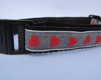 One love   Dog collar