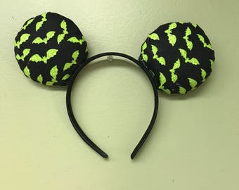 Batty Mickey Ears