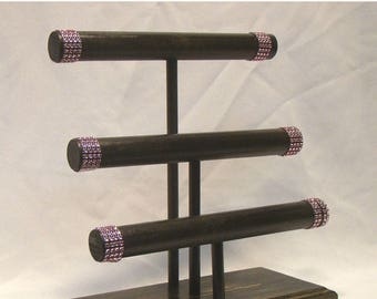 Add-On Bling Wraps for Bracelet Stands