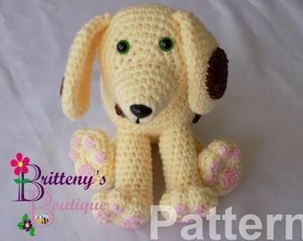 Dog Crochet Pattern Amigurumi Dog Puppy Crochet Pattern Amigurumi Puppy Crochet Patterns Ami Dog Crochet Pattern Plush Dog Crochet Pattern