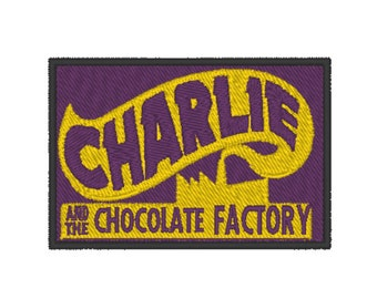 Charlie and the Chocolate Factory Patch