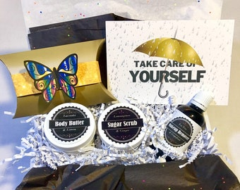 Take Care of Yourself Self Care Package *Limited Quantity* A Gift You Can Send to Anyone, Anywhere, Anytime!