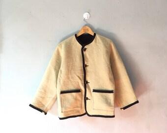 Vintage 45rpm Wool Jacket Size 2