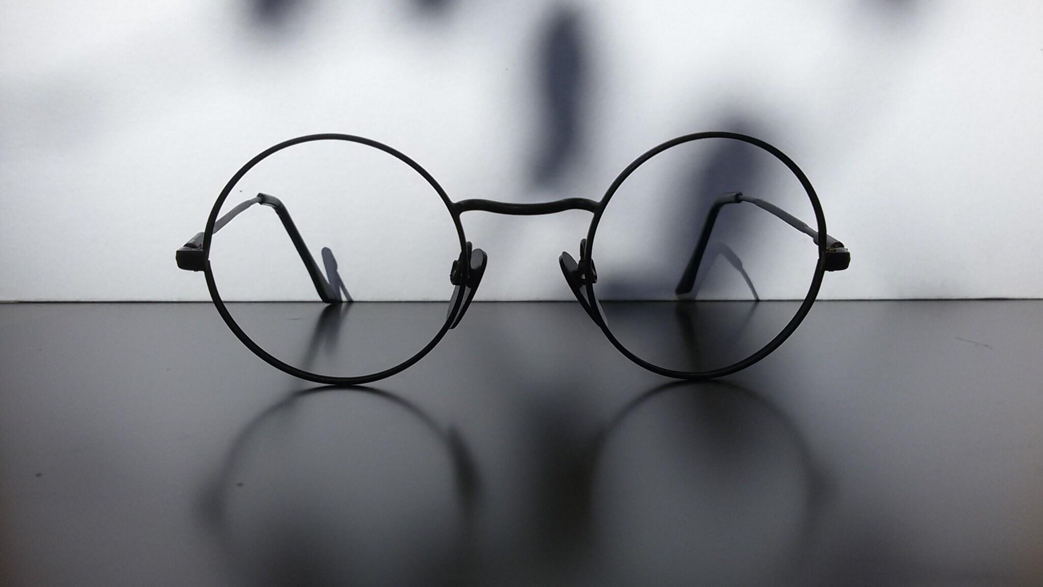 e51cf6cb5 John Lennon glasses / round eyeglasses / circle eyeglasses /   Etsy