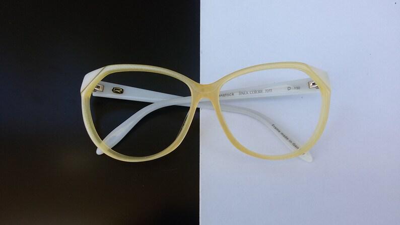 61e500a967 Wayfarer glasses   women eyeglasses   Rodenstock   yellow