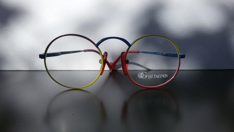 ae281072cd8 Children eyeglasses   round   colorful   kids glasses   Harry
