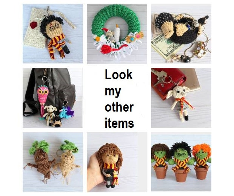Occamy Jewelry Box Crochet Pencil Box Magical Pencil Case Hermione Granger Style Potterhead Newt Scamander Style fbawtft HP Wizard Inspired