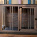 Dog Crate Furniture, Dog Kennel, Dog Bed Furniture