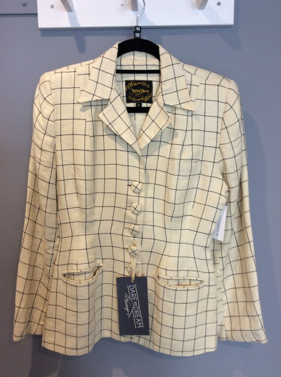 90s Droopy and Browns jacket by Angela Holmes UK 1