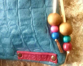 Women's Leather Bag / Shoulder Bag / Girl's Leather Bag / Lambskin / Napa / Colors / Handmade