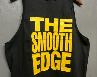 XL nos vtg 90s The Smooth Edge benson & hedges tank top t shirt