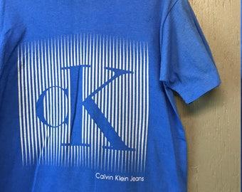 M * Vintage 90s Calvin Klein Jeans t shirt