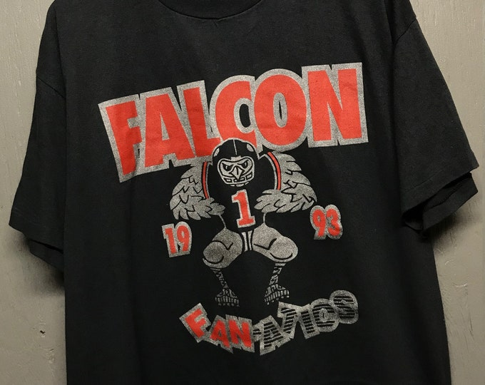 XL vtg 90s 1994 Atlanta Falcons t shirt