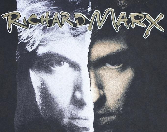 XL * vtg 90s 1992 Richard Marx rush street tour t shirt * 107.27