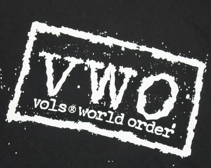 XXL * vtg 90s Tennessee Vols t shirt * volunteers * 10.164 wrestling parody