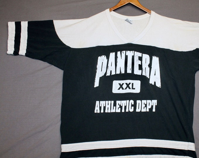 XXL * vtg 90s 1997 Pantera tour jersey t shirt * 99.7