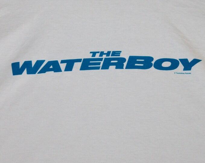 XL * vtg 90s 1998 the Waterboy adam sandler movie promo t shirt