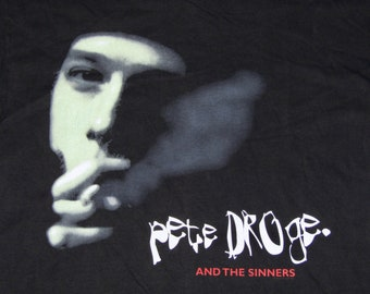 XL * NOS vtg 90s 1996 Pete Droge & The Sinners t shirt * 34.171