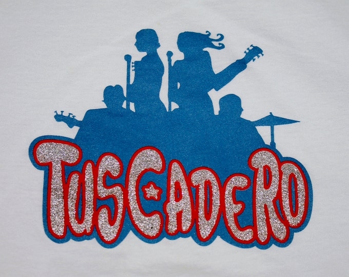 XL * vtg 90s TUSCADERO t shirt * teenbeat records * 52.172