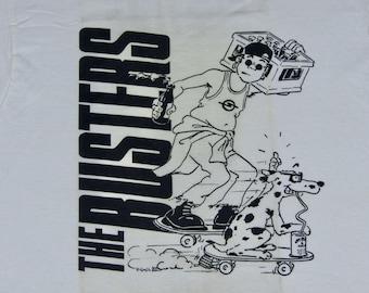 XL * NOS vtg 90s 1993 The Busters tour t shirt * ska * 42.191