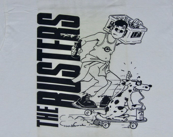 XL * NOS vtg 90s 1993 The Busters tour t shirt * ska * 42.191
